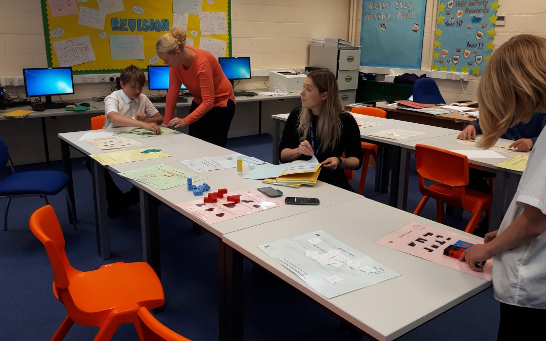 Key Stage 3 Maths Roadshow
