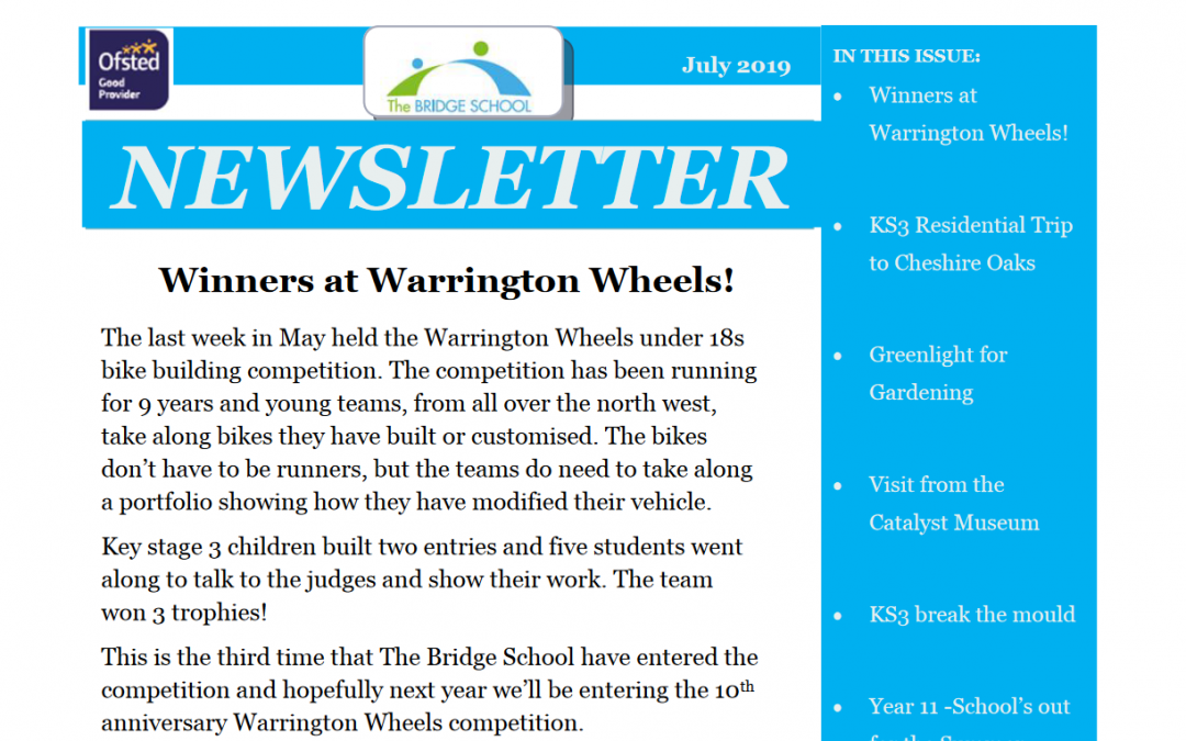 Newsletter-july