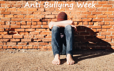 Anti bullying week poetry