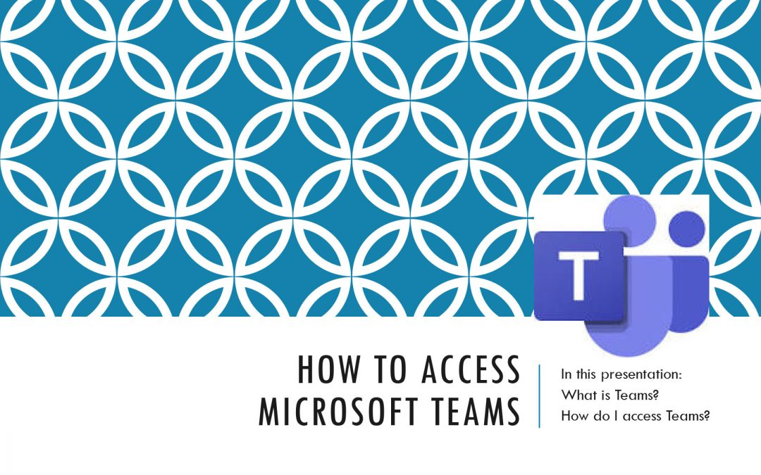 Microsoft Teams Letter